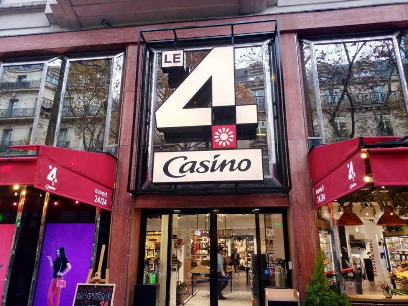 Le 4 Casino