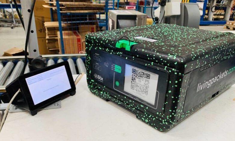 Bild von Casinos Cdiscount plant neuen Test mit LivingPackets