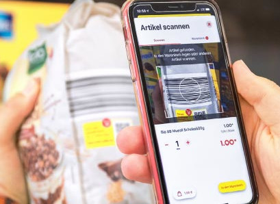 Photo of Edeka's Netto brings self-scanning to its app