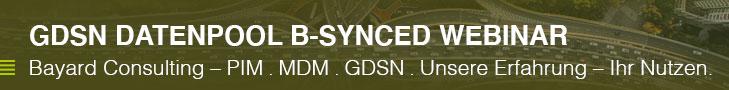 Bayard Consulting - GDSN Datenpool