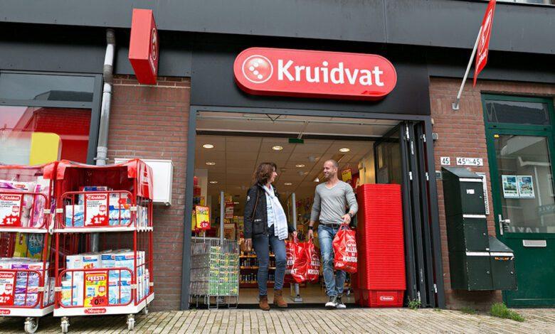 Bild von Kruidvat führt Self-Checkouts von NCR ein