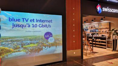Bild von Swisscom belebt Kundenerlebnis mit neuem digitalen Shop-Konzept