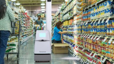 Photo of Walmart bans robots from stores