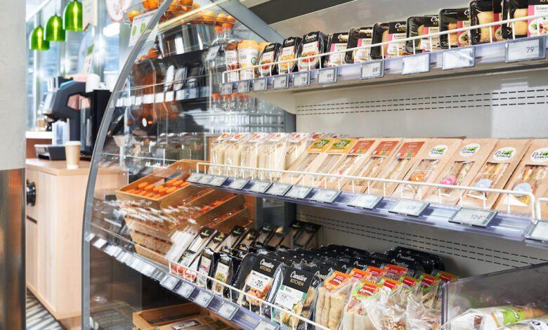 Bild von X5 Retail Group öffnet ersten Pyaterochka Markt im Amazon Go Stil