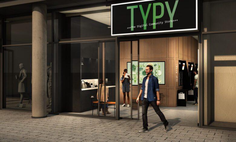 Bild von Campo bringt vollautomatischen Store Typy an den Start