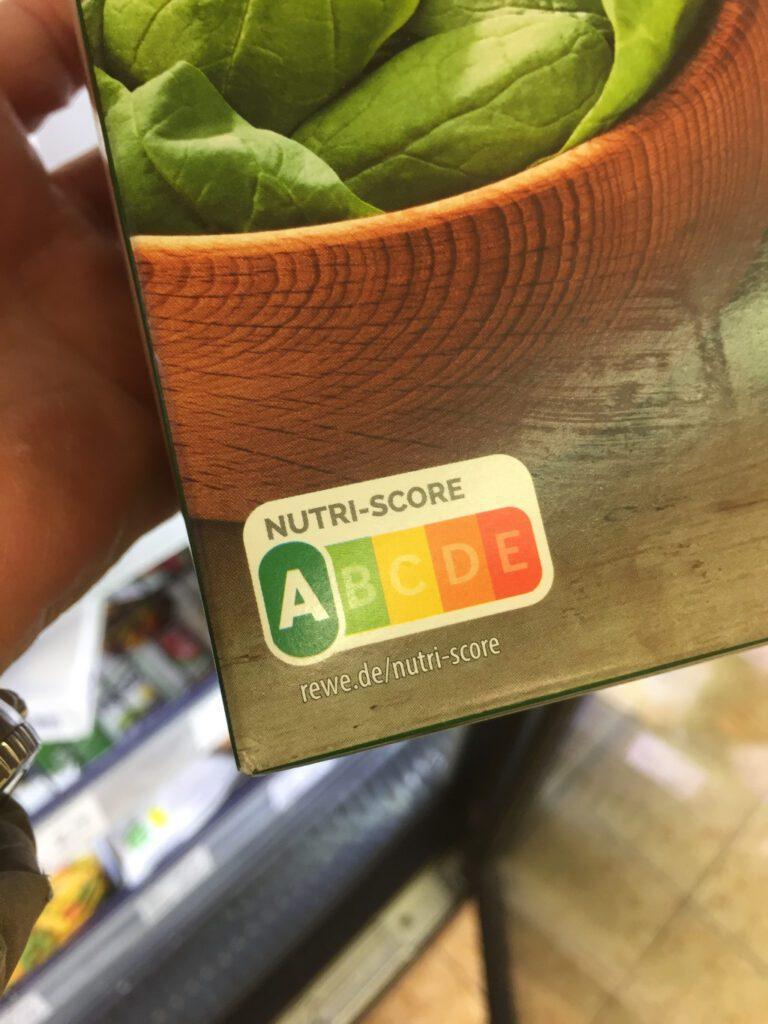 Nachdem der Bundesrat im November 2020 zugestimmt hat, kommt die aus Frankreich stammende Nährwertkennzeichnung Nutri-Score in die Regale deutscher Händler. (Foto: Retail Optimiser)