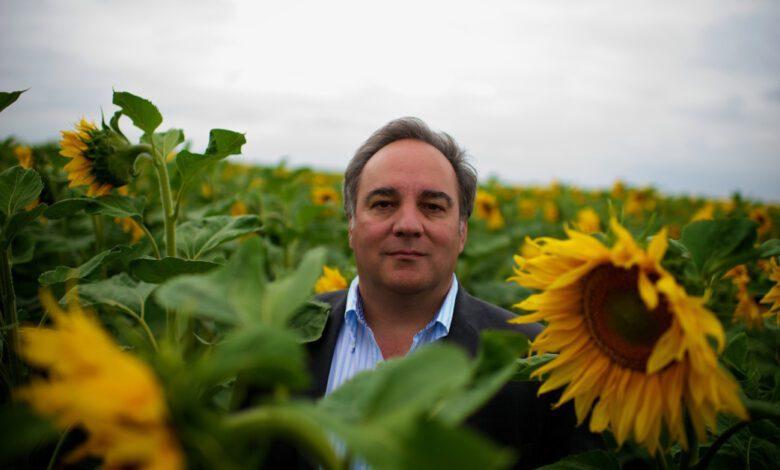 Agrarius Vorstand Ottmar Lotz plant, Getreide und Ölsaaten rückverfolgbar zu machen. (Foto: Agrarius)
