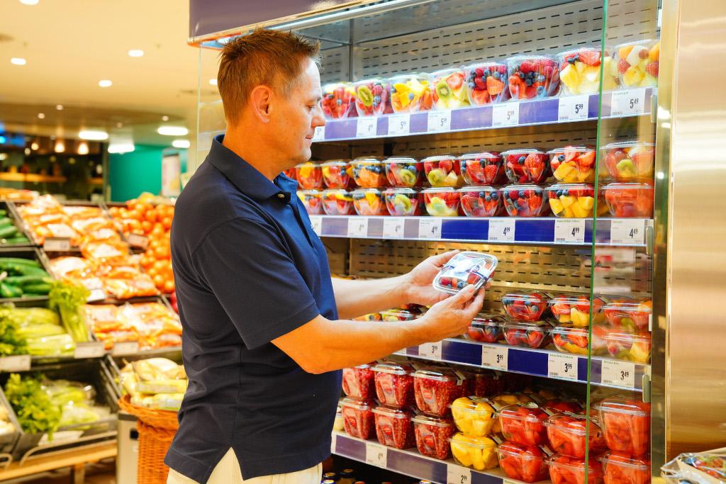 SanLucar vermeidet Lebensmittel-Verschwendung mit intelligentem Kühlschrank von Barcotec (Foto: Barcotec)
