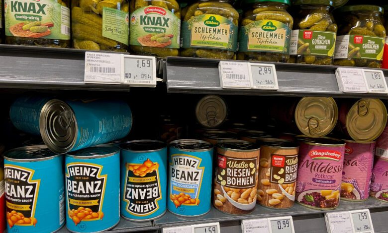 With Trax, the joint German sales force of Kraft Heinz and Hengstenberg analyses the potential of individual sales outlets. (Photo: The Retail Optimiser)